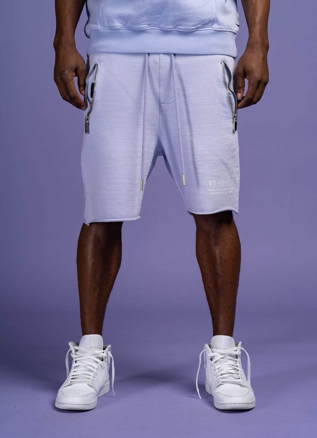 ER Naveed herringbone - shorts