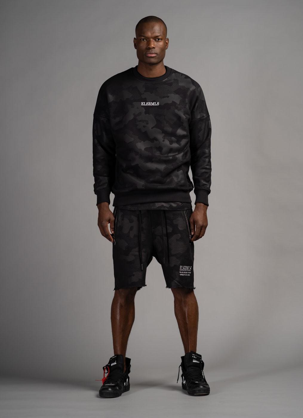 ER Naveed camou - shorts